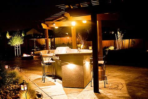 Patio And Deck Lighting Ideas by Best Patio Garden And Landscape Lighting Ideas For 2014