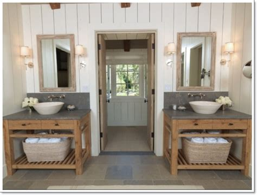 Ideas For The Perfect Rustic Bathroom Design