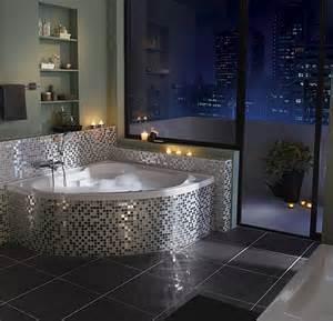 installer un spa dans votre salle de bains travaux
