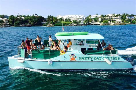 Power Catamaran Rentals Bahamas by Luxury Boat Rentals Nassau Bs Custom Catamaran 2024