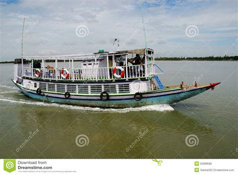 Motorboat Hindi by River Journey Editorial Photography Image Of Motorboat