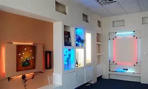 Indirekte Beleuchtung Fernseher : usb led streifen cadrim 4 x 50cm farbwechsel tv hintergrund monitor beleuchtung wasserdicht 2m ~ Markanthonyermac.com Haus und Dekorationen
