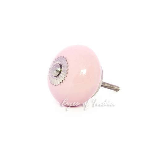 pink dresser knobs target pink ceramic decorative boho bohemian indian cupboard