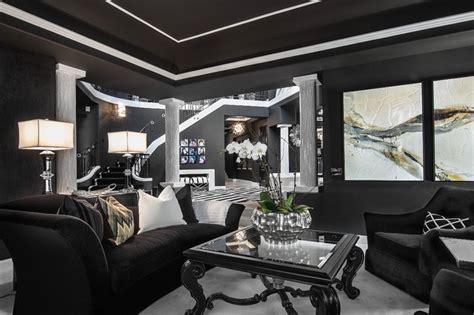Sjc Dramatic Remodel  Contemporary  Living Room Orange
