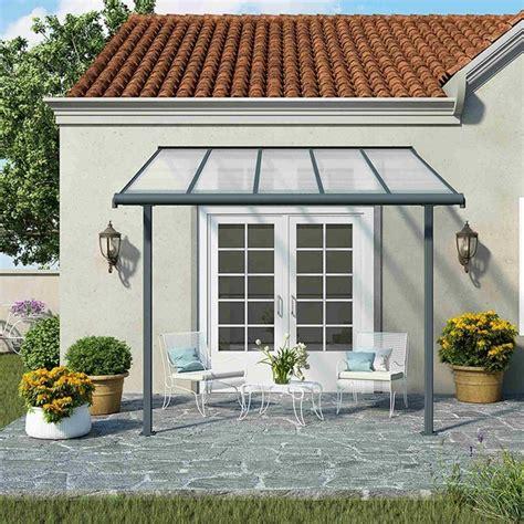palram patio cover grey garden
