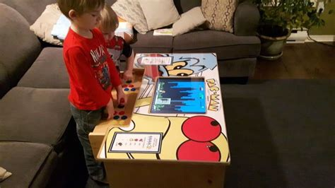 a diy arcade table powered by raspberry pi the vintage and pictures of
