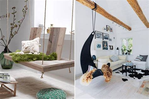 24 Examples Of Indoor Swings Turn Your Home Into A Putting A Shower In Bathtub Leaking Faucet Handle Dripping Hot Water How To Replace Stem Kohler Drain Trip Lever Do You Clean With Bleach Remove Stopper Anti Slip