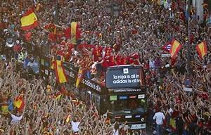 Celebration and Parade through Madrid - Spain National ...