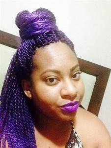 25+ best ideas about Senegalese Twists Purple on Pinterest ...