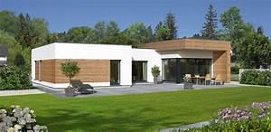 Haus Bungalow Modern : haustyp avantgarde 126 f hartl haus ~ Markanthonyermac.com Haus und Dekorationen