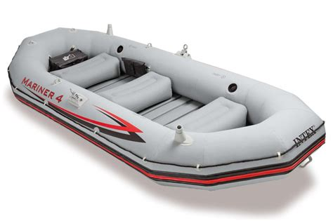 Intex Mariner Inflatable Boat by Intex Mariner 4 Inflatable Boat Popup Cing 101