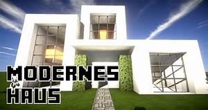 Haus Bauen Anleitung : minecraft modernes gro es haus bauen 15x13 tutorial anleitung 20 2016 hd youtube ~ Markanthonyermac.com Haus und Dekorationen