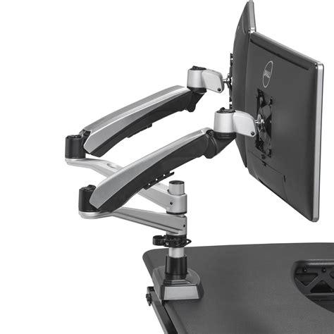 dual monitor arm varidesk 174