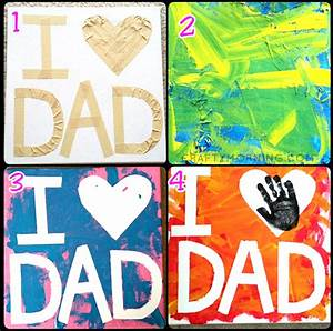 Creative Father's Day Cards for Kids to Make - Crafty Morning