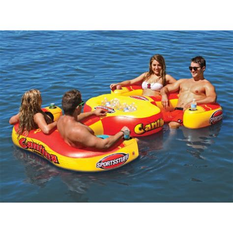 Pull Behind Boat Floats by Tow Behind Inflatables The Hull Truth Boating And