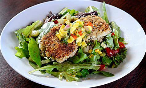 crab cake salad crab cake salad