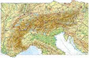 Italienische Schweiz Karte : diercke weltatlas kartenansicht italien n rdlicher teil physisch 978 3 14 100782 4 ~ Markanthonyermac.com Haus und Dekorationen