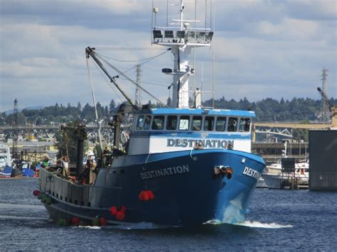 Destination Crab Boat Accident by Disappearance Of Seattle Based Crab Boat Crew A Mystery