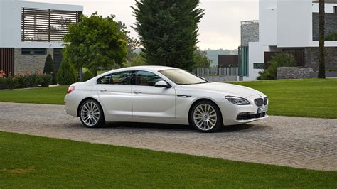 2018 Bmw 6 Series Gran Coupe Review & Ratings Edmunds