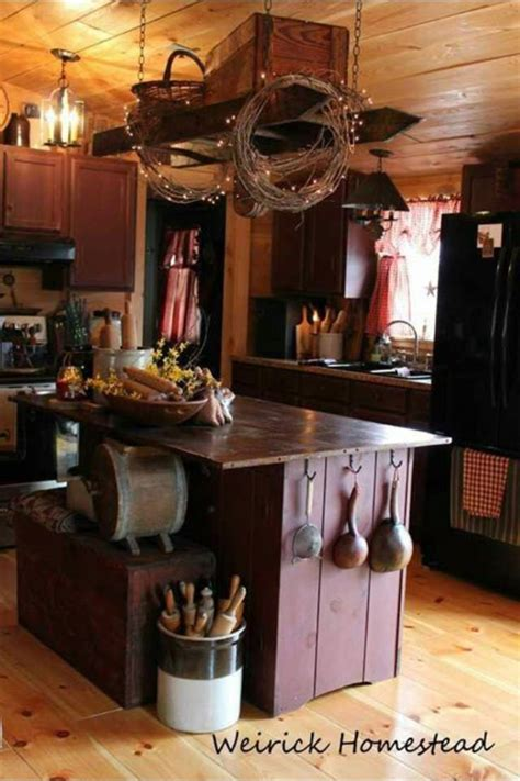 country kitchen primitive