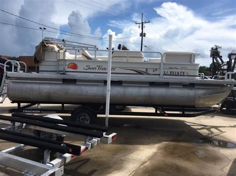 Party Barge Boats For Sale In Louisiana by Sun Tracker Party Barge Boats For Sale In Louisiana