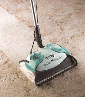 eureka enviro steamer floor cleaner 313a2 w cloth