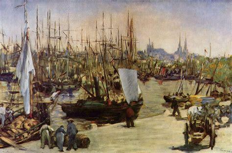 le port de bordeaux par vernet 1758 herodotethourioi