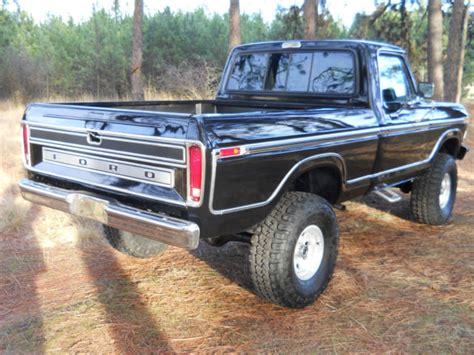 1977 ford f 150 xlt ranger shortbox 4x4 no reserve f 100 f 250 f 350 classic ford f 150 1977