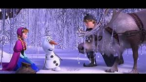 Frozen- Meeting Olaf Clip (HD) - YouTube
