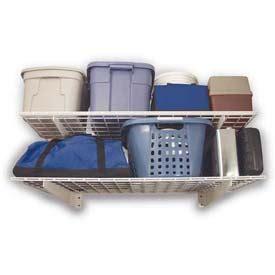 Hyloft Heavy Duty Ceiling Storage Unit by Garage Furniture Organizer Ceiling Wall Rack 48w X