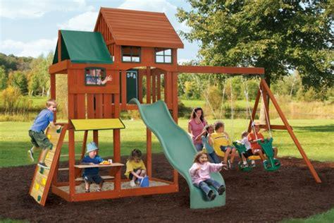 Speziell Für Kinder Klettergerüst Im Garten! Archzinenet