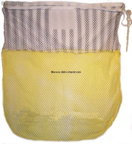sacs 224 linge filets de lavage pour blanchisserie