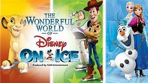 Don't Miss The Wonderful World of Disney On Ice! At The ...