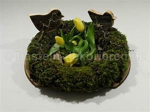 Mit Moos Basteln : pflanzgefase aus moos ~ Whattoseeinmadrid.com Haus und Dekorationen