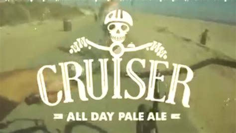 Cruiser All Day Pale Ale by Amsterdam Introduces New Cruiser All Day Pale Ale