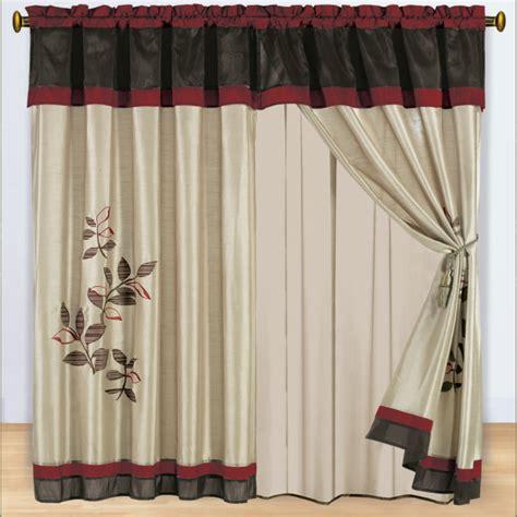 priscilla curtains with attached valance priscilla