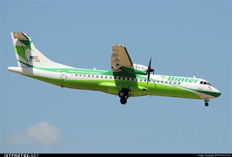 EC-IZO   ATR 72-212A(500)   Binter Canarias (Canarias Airlines)   JetPhotos
