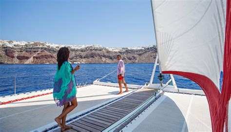 Sailing Excursions Greece by Canaves Oia Sailing Excursions Canaves Oia Santorini