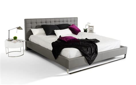 leather modern platform bed tulsa oklahoma vgem