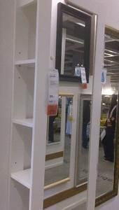 Regal Mit Spiegel : spiegel mit regal ikea brimnes flur pinterest room decor and room ~ Markanthonyermac.com Haus und Dekorationen