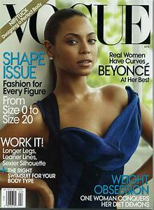 Beyonce Covers US Vogue 'Shape' Issue | The Fashion Cult