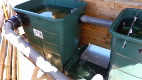 bassin quot filtration maison quot lame d eau