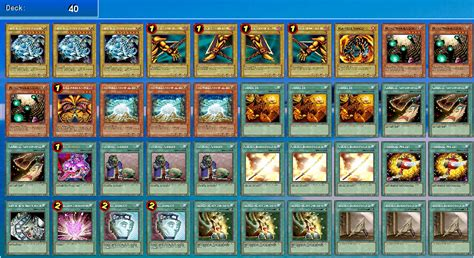 exodia deck recipe