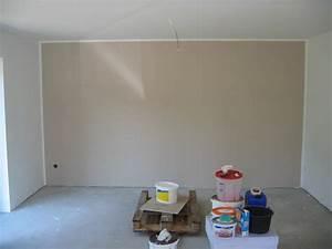 Wohnzimmer Wandfarbe Sand : bautagebuch seite 3 ~ Markanthonyermac.com Haus und Dekorationen
