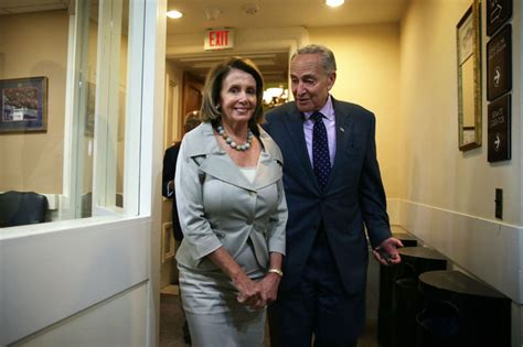 Schumer And Pelosi Have A Plan To Make Trump Popular