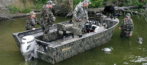 Triton Hunting Boats by Research Triton Boats Frontier 17sc Hunting And Duck Boat