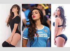 Michelle Pérez, la fanática más sexy de Cruz Azul – Fan Sports