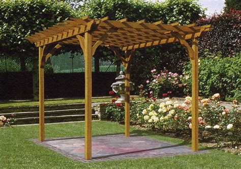 how to select from the various types of wooden pergola plans homes and garden journal