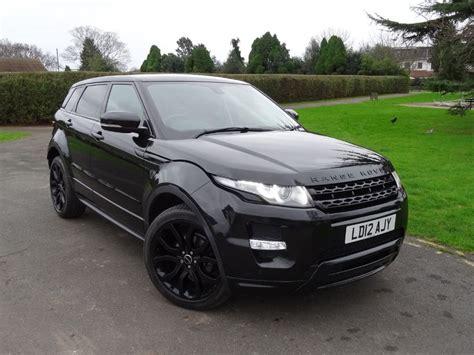used land rover range rover evoque for sale ilford essex