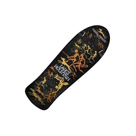 powell peralta lance mountain future primitive ltd reissue bones brigade skateboard deck black